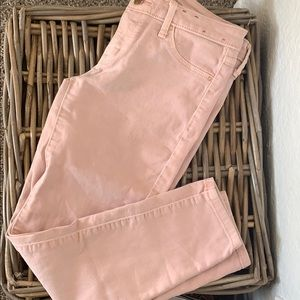 Dusty Rose Cropped Jegging